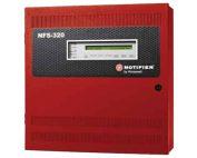 Honeywell Notifier Fire Panel