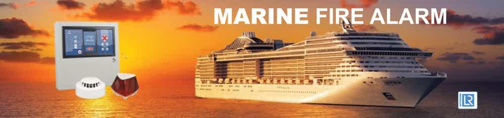 Marine Fire Alarm System